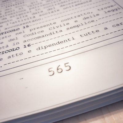 legatura notarile